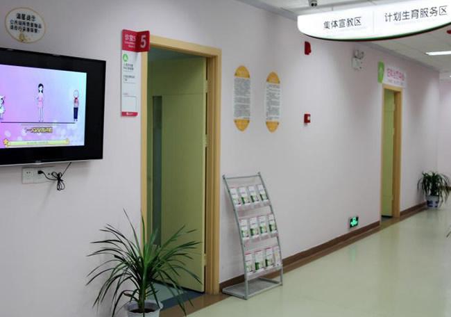 医院走廊_益阳市妇幼保健院【官网】-益阳市儿童医院